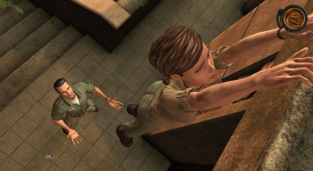 Jurassic Park: The Game – Cinematic Artist