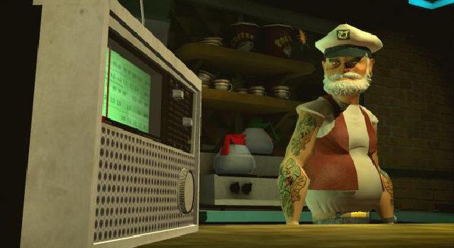 Sam & Max Season 3 – Cinematic Artist